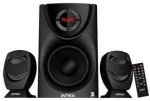 Intex IT-2400 FMU Multimedia Laptop/Desktop Speaker