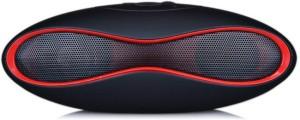 V & B Gallery HIFI-X-6-MINI-Sound-Rugby-Football-Wireless-font-Bluetooth-font-Speaker Portable Bluetooth Laptop/Desktop Speaker