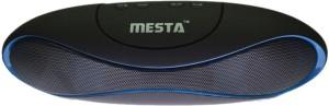 Mesta Bluetooth speaker - Blue mini-1.0 Portable Bluetooth Laptop/Desktop Speaker