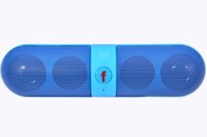 ETN Bluetooth Beatz Pill BLU Portable Bluetooth Laptop/Desktop Speaker