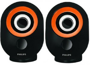 Philips SPA50G/94 Portable Mobile/Tablet Speaker