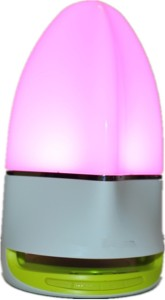 Hoteon Color Light on cone shape 16Ti Portable Bluetooth Mobile/Tablet Speaker