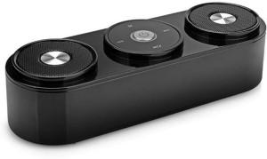 VU4 Mini Touch Button Super Bass Portable Bluetooth Mobile/Tablet Speaker