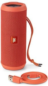 JBL FLIP 3 ORANGE Portable Bluetooth Mobile/Tablet Speaker