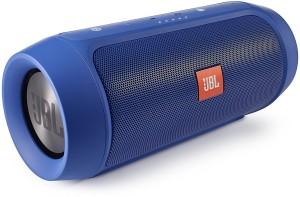 JBL Charge 2 Plus Blue Portable Bluetooth Mobile/Tablet Speaker