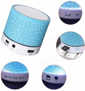 Joy 21 Portable Bluetooth Mobile/Tablet Speaker