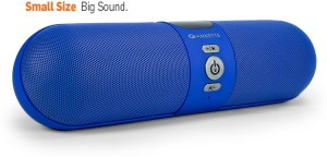Amkette Trubeats iGO Ultra Portable Portable Bluetooth Mobile/Tablet Speaker