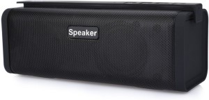 Benison India ™S311 Bluetooth Mini Wireless Stereo Music Sound Box Audio Super Bass U Disk TF Slot, with Battery as Emergent Power Bank for Charging Portable Bluetooth Mobile/Tablet Speaker