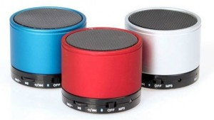 VIZIO Vizio Bluetooth Speakers (Set of 3) Portable Bluetooth Mobile/Tablet Speaker