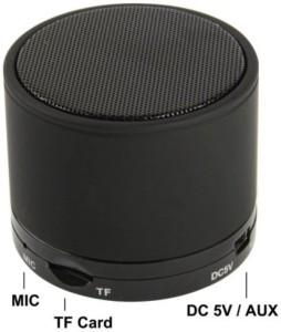 HAPS S10 Wireless Portable Mini Bluetooth Speaker_black Portable Bluetooth Mobile/Tablet Speaker