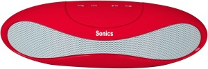 Sonics SL-BS39FM Portable Bluetooth Mobile/Tablet Speaker