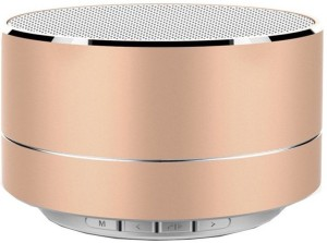 Aspire India AI-10(Gold) Portable Bluetooth Mobile/Tablet Speaker
