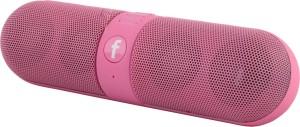 Kartique Pill Shape Portable Bluetooth Mobile/Tablet Speaker