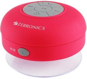Zebronics HERO Water Proof Portable Bluetooth Mobile/Tablet Speaker