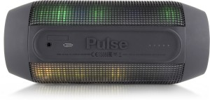 A Connect Z Pulse-StylishAR-62 Portable Bluetooth Mobile/Tablet Speaker