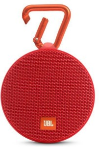 JBL Clip 2 Portable Bluetooth Mobile/Tablet Speaker