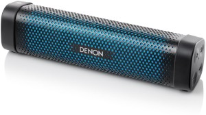 Denon Envaya Mini DSB-100 Water Resistant Premium Portable Bluetooth/NFC Bluetooth Mobile/Tablet Speaker
