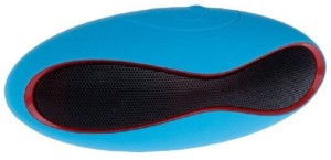 De-Techinn Wireless Mini TF Slot Stereo Mic Handsfree Hi-Fi Portable Bluetooth Mobile/Tablet Speaker