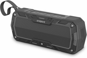 Envent LiveFree 530-BT ET-BTSP530-BK Portable Bluetooth Mobile/Tablet Speaker