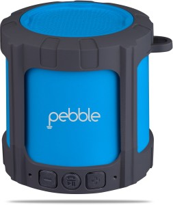 Pebble BLAST Portable Bluetooth Mobile/Tablet Speaker