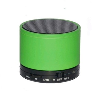 Music World S 10 Portable Bluetooth Mobile/Tablet Speaker