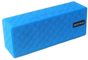 MSE Somho S313 Super Bass Wireless_B2 Portable Bluetooth Mobile/Tablet Speaker