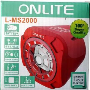 AIW Onlite L-MS2000 Portable Mobile/Tablet Speaker