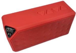 DGB Monk X3 Portable Bluetooth Mobile/Tablet Speaker