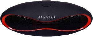 ABB LM-BT11FM Portable Bluetooth Mobile/Tablet Speaker
