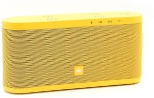 MSE Kingone K9 Yellow Wireless_F7 Portable Bluetooth Mobile/Tablet Speaker