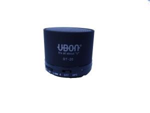 0e065448e9b Ubon BT-20 COMPITABLE BLUETOOTH Portable Bluetooth Mobile Tablet Speaker (  Black 2.1 Channel )