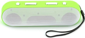 Saturn Retail CR-X29 Speaker New Pill Mini Bluetooth Speaker Portable Wireless Bulit-in Handsfree Support TF USB Speakers for Smart Phone (Green) Portable Bluetooth Mobile/Tablet Speaker