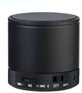 CheckSums 11604 S10 Black Portable Wireless BT Speaker For Mobile Phone Portable Bluetooth Mobile/Tablet Speaker