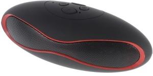 Generix Mini-X6U Portable Wireless Bluetooth Rugby Style 2.1 Portable Bluetooth Mobile/Tablet Speaker