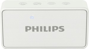 Philips BT64W/94 Portable Bluetooth Mobile/Tablet Speaker