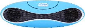 Clairbell Portable Rugby Shape Portable Bluetooth Mobile/Tablet Speaker