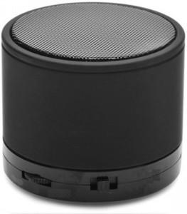Jme S10U with USB , TF card slot Rechargeable BLACK Portable Bluetooth Mobile/Tablet Speaker