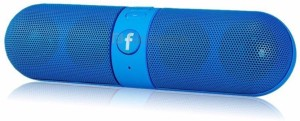 MSE Pill Shape Wireless_A9 Portable Bluetooth Mobile/Tablet Speaker