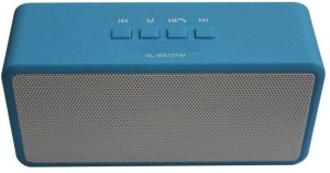 Yuvan SL - BS72 FM USD/ SD Player With Mic Portable Bluetooth Mobile/Tablet Speaker