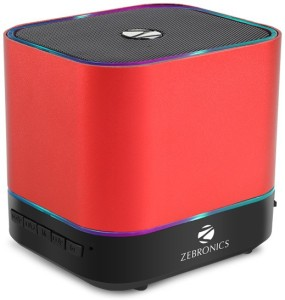 Zebronics DICE Portable Bluetooth Mobile/Tablet Speaker