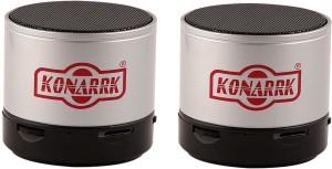 KONARRK SoundTube Portable Bluetooth Mobile/Tablet Speaker