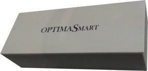 Optima Smart Boom Cuboid bluetooth portable music speaker White (OPM-220) Portable Bluetooth Mobile/Tablet Speaker