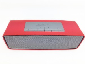 A Connect Z S815-Sound-mini Stud-245 Portable Bluetooth Mobile/Tablet Speaker