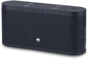 MSE Kingone K9 Black Wireless_A2 Portable Bluetooth Mobile/Tablet Speaker