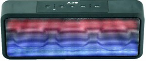 Jango A-30 Speaker With Colour Changing LED Lights (Supports Bluetooth,USB,Aux,Memory Card) Portable Bluetooth Mobile/Tablet Speaker