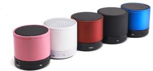 Jme Mini Bluetooth Speaker Pen drive,Memory Card,Aux Cable Slot Portable Mobile/Tablet Speaker