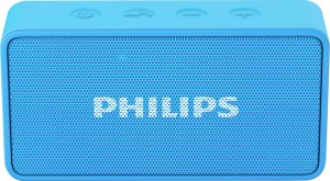 Philips BT64A/94 Portable Bluetooth Mobile/Tablet Speaker