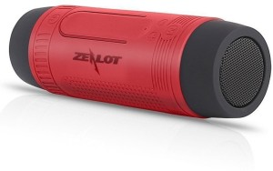 MSE Zealot Sport Music Outdoor Flashlight_02 Portable Bluetooth Mobile/Tablet Speaker