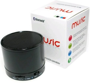 Exmade MUSIC 07 Portable Bluetooth Car Speaker