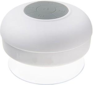 Orcel Waterproof Bluetooth white Portable Mobile/Tablet Speaker